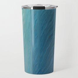 Pixel Sorting 68 Travel Mug