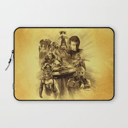 Homage to Mad Max Laptop Sleeve