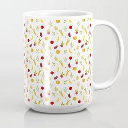 vegetable pattern Coffee Mug