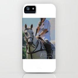 Popcorn the Polo Pony iPhone Case