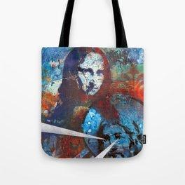 Finding Mona Tote Bag