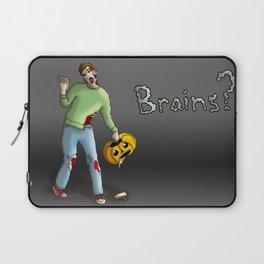 Brains? Laptop Sleeve