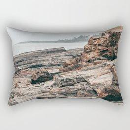 Summer Stillness Rectangular Pillow