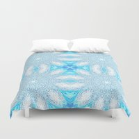 frozen Duvet Covers featuring Frozen  by 2sweet4words Designs