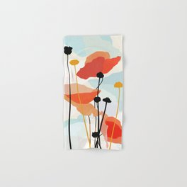 Poppy Hand & Bath Towel
