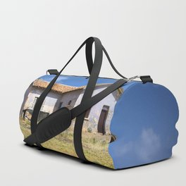 House on the hill Duffle Bag