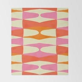 Zaha Sixties Throw Blanket