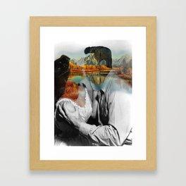 I still don't understand  Framed Art Print