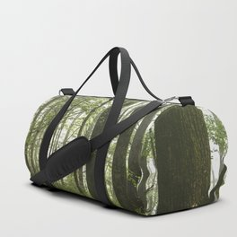 Great Smoky Mountains National Park - Forest Adventure Duffle Bag