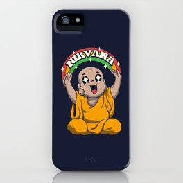 Kawaii is to Enlightenment iPhone Case