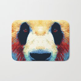 Panda - Colorful Animals Bath Mat