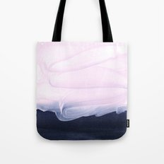 pink & blue Tote Bag