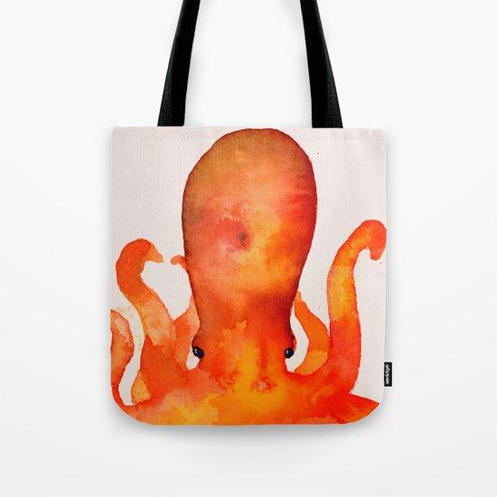 Aka Octo Tote Bag