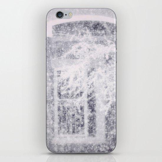 winter tale iPhone Skin