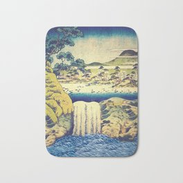 To Pale the Rains in August Bath Mat