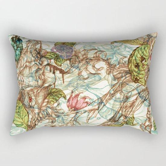 natural line  Rectangular Pillow