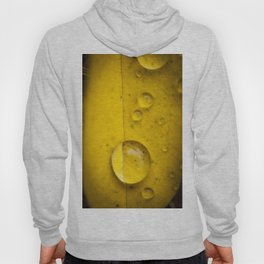 Yellow drop Hoody