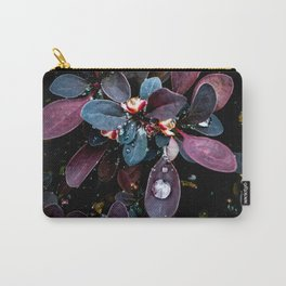 Barberry Adorned Carry-All Pouch