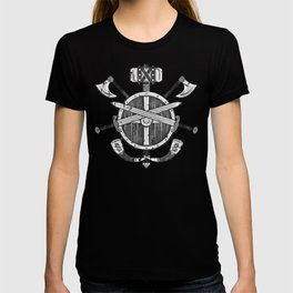 Vikings Choose Your Weapon T-shirt