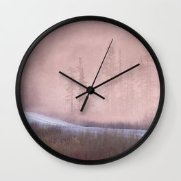 Cordova Highway Wall Clock
