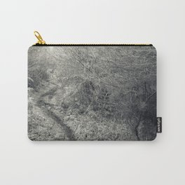 Winter Walks Carry-All Pouch
