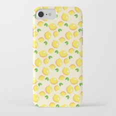 Lemon Pattern iPhone 7 Slim Case