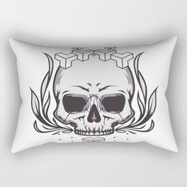 skull+ Rectangular Pillow