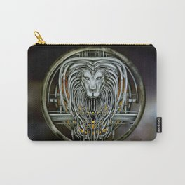 """""""Astrological Mechanism - Leo"""" Carry-All Pouch"""
