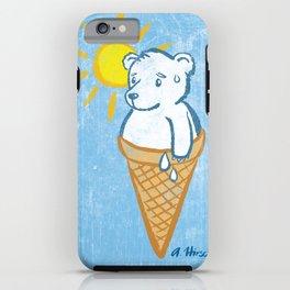 Icebear iPhone Case