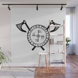 Norse Axe - Ginfaxi Wall Mural