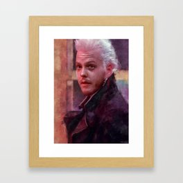 Vampire Kiefer Sutherland - The Lost Boys Framed Art Print