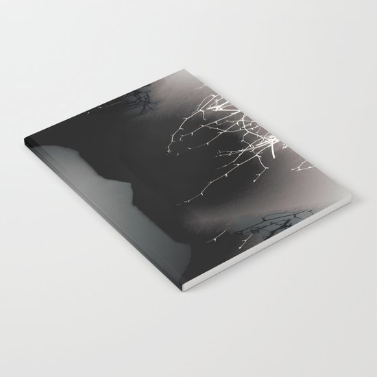 Branching Into Darkness Notebook