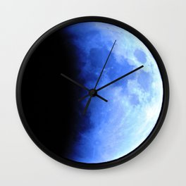 Lunar Eclipse 2015 Wall Clock