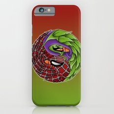 spider yin yang iPhone 6s Slim Case