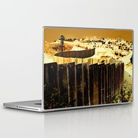 political Laptop & iPad Skins featuring Political Balance by Lukasz Baka