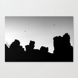 Mono Lake 5 Canvas Print