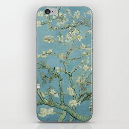 Almond Blossoms iPhone Skin