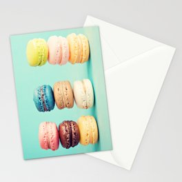 The Three Yummy Towers Stationery Cards