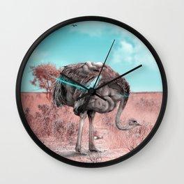 Complexity - Julien Tabet - Photoshop Artwork Wall Clock