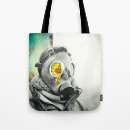 Lung Blood Tote Bag