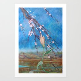 Art from New Mexico and The Southwest Art Print