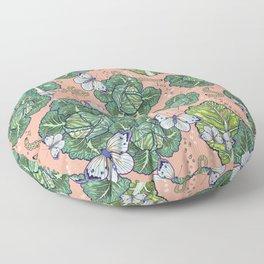 garden harmony Floor Pillow