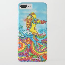 The Yellow Submarine iPhone Case