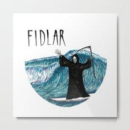fidlar Metal Print