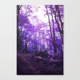 Violet Endless Album - Lonely Tinder Canvas Print