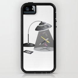 Desktop Abduction iPhone Case