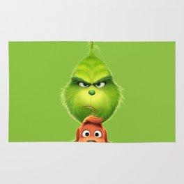 Grinch Rug