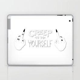 Creep It Laptop & iPad Skin