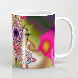 Cute Little Owl Goes Out Coffee Mug