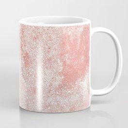 Abstract Pink Art Coffee Mug